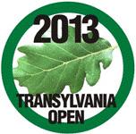 Transylvania Open 2013